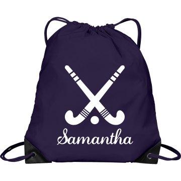 Samantha. Field Hockey