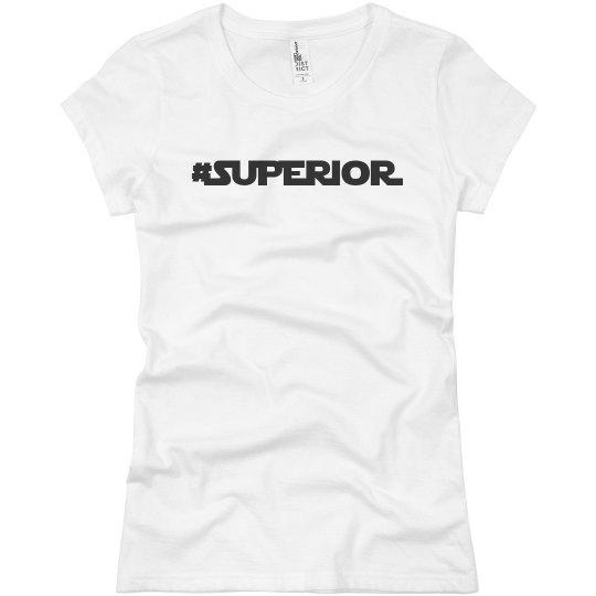 Samantha Smart #Superior