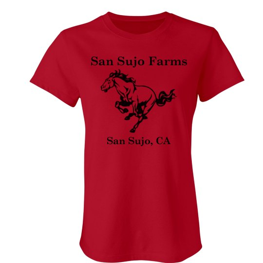 San Sujo Horse Farm