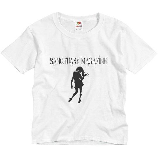 Sanctuary Magazine Zombie Model