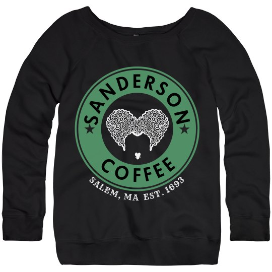 Sanderson Coffee Halloween Sweatshirt