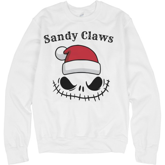 Sandy claws Jack