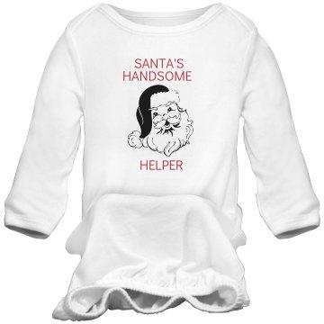 Santa's Handsome Helper