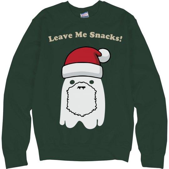 Sante claws sweatshirt