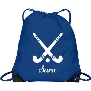 Sara. Field Hockey