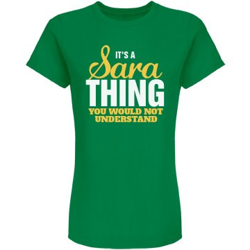 Sara Thing
