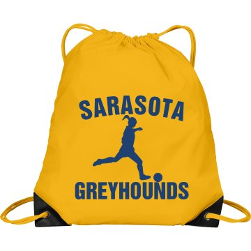 Sarasota Girls Soccer Bag