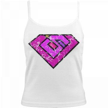 Sasha Conceited Logo Cami