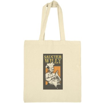 Saucier Willy Tote Bag