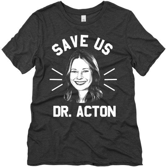 Save Ohio Dr. Amy Acton Quarantine
