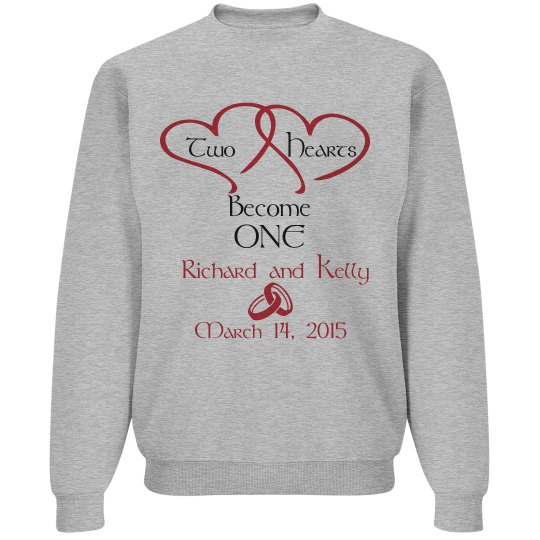 Save The Date Sweater