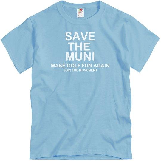 SAVE THE MUNY