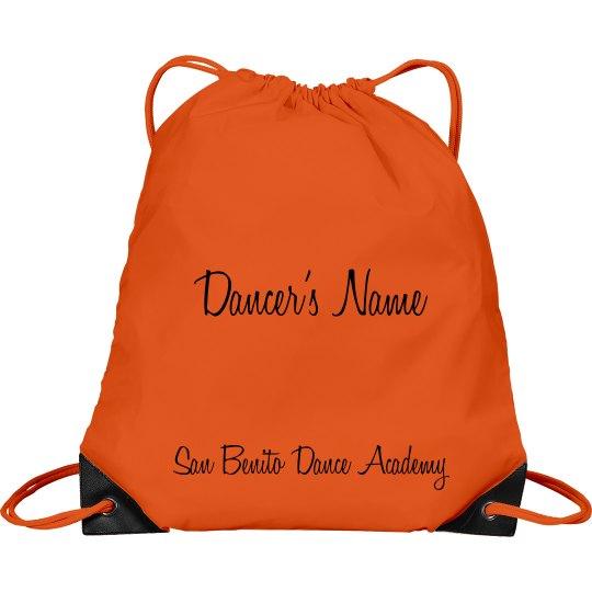 SBDA Personalized Drawstring Bag