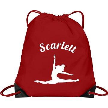 Scarlett dance  bag