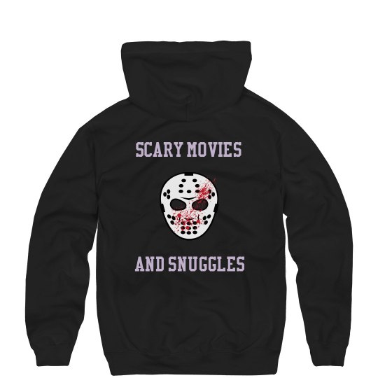 Scary Movies Hoodies