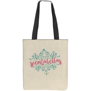 Scentabellas Tote Bag