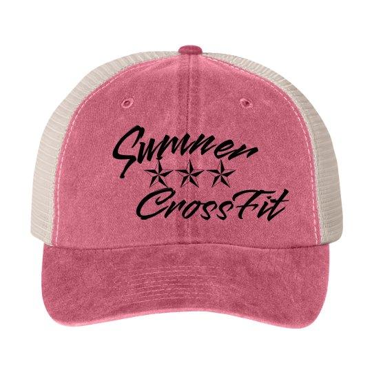 SCF trucker hat