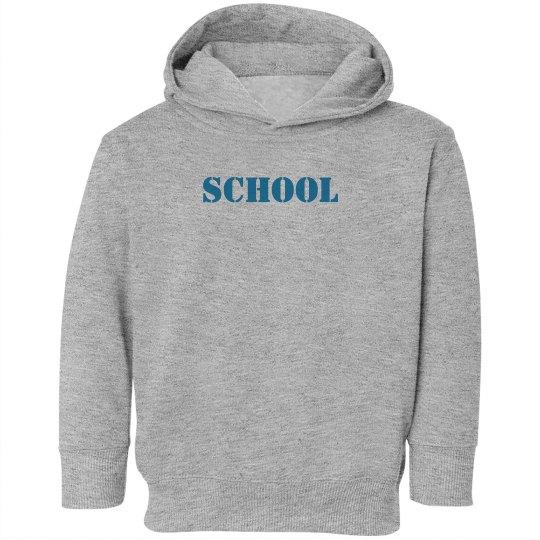 School Bites Toddler Hood