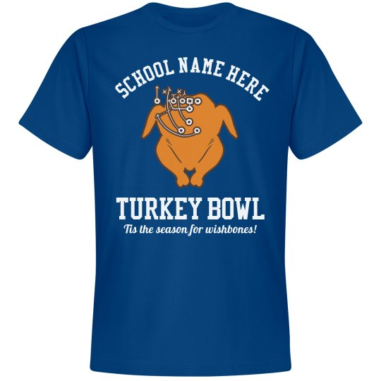 School Colors Turkey Bowl