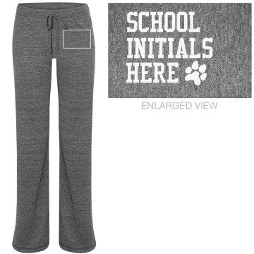 School Mascot PJ Pants