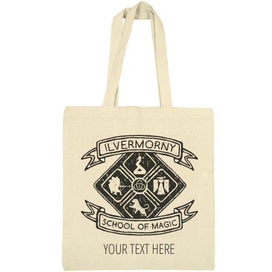 School Of Magic Tote Bag