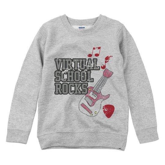 School Rocks! Sweatshirt