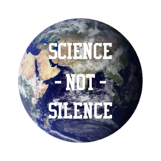 Science Not Silence On Planet Earth