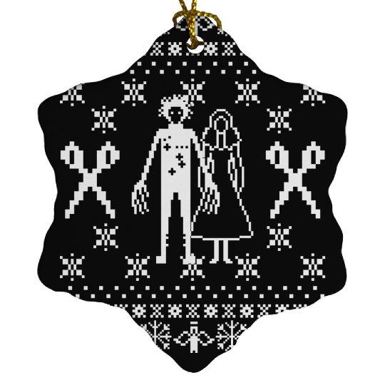 Scissor Christmas