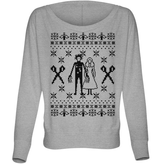 Scissors and Snowflakes