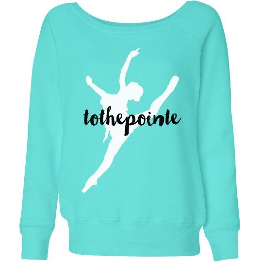 Scoop Sweatshirt - ladies