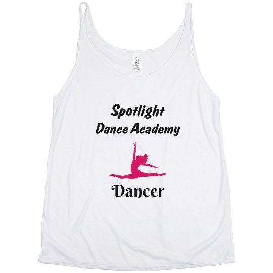 SDA Dancer Tank-Adult
