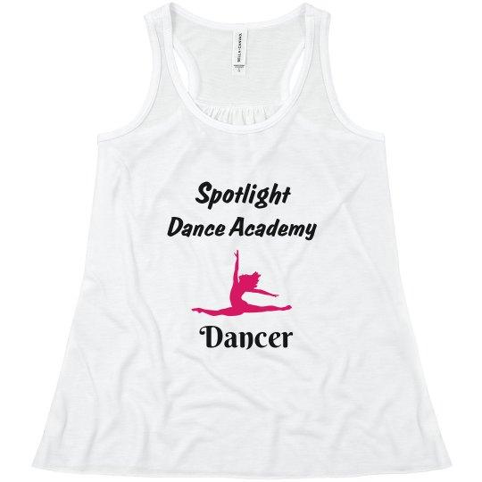 SDA Dancer Tank-Youth