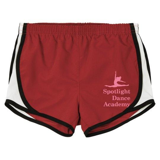 SDA Running Shorts-Adult