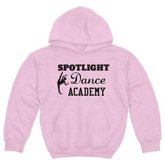 SDA Sweatshirt Pink-Youth