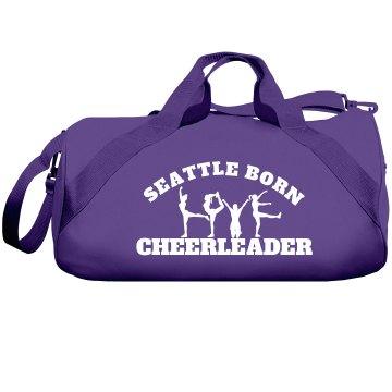 Seattle Cheerleader
