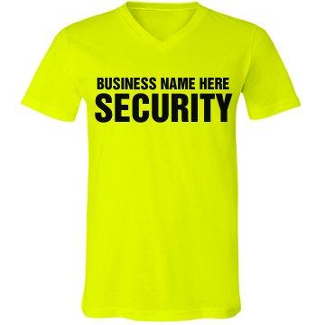 Security Text Tee