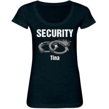 Security w/ Name