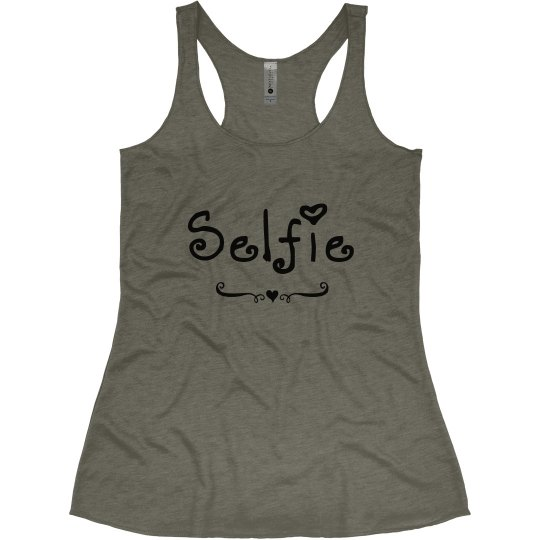 Selfie Tank with ABS