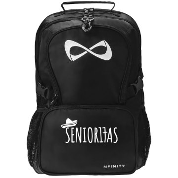 Senior Backpack Bag