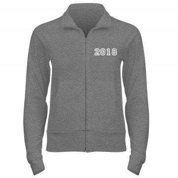 Senior Class Zip Jacket