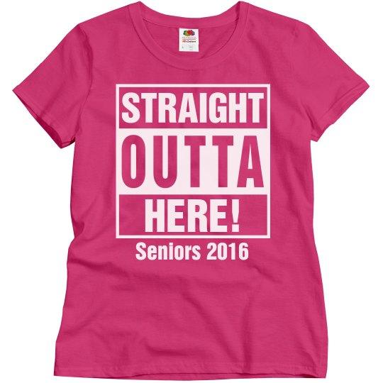 Seniors 2016 Pink