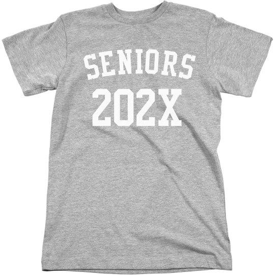 Seniors 2021 Graduation Tees