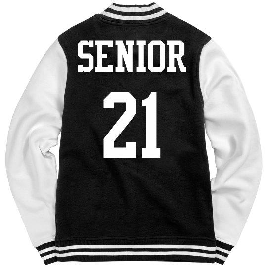 Seniors 2021 Varsity Jacket