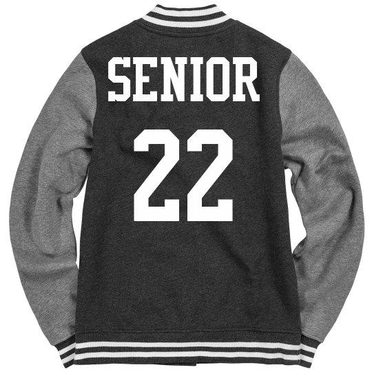 Seniors 2022 Varsity Jacket