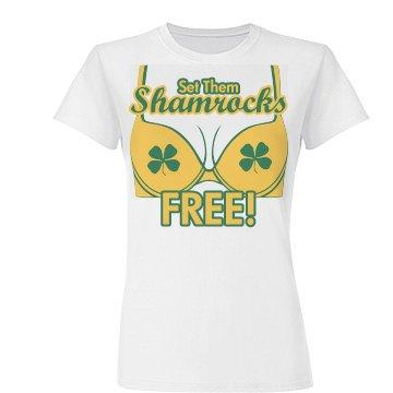 Set Them Shamrocks Free