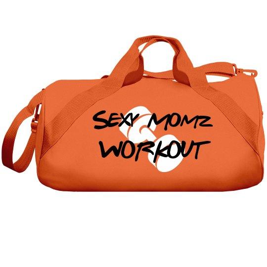 SEXY MOMZ LIFT GYM BAG