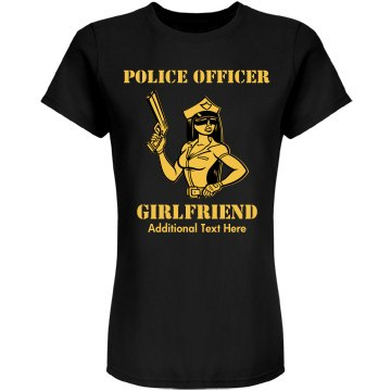 Sexy Police Girlfriend