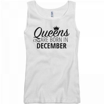 Sexy Queens Are Born In December
