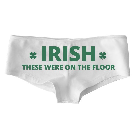 Sexy St Patricks Day Hot Shorts