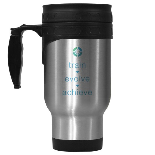 SF Stainless Travel Mug